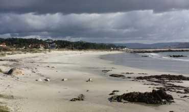Playa Area da Cruz - O GROVE