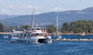 Barcos de paseo - O GROVE
